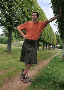 French Men In Skirts? Really?