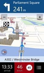 Nokia-Drive-navigation